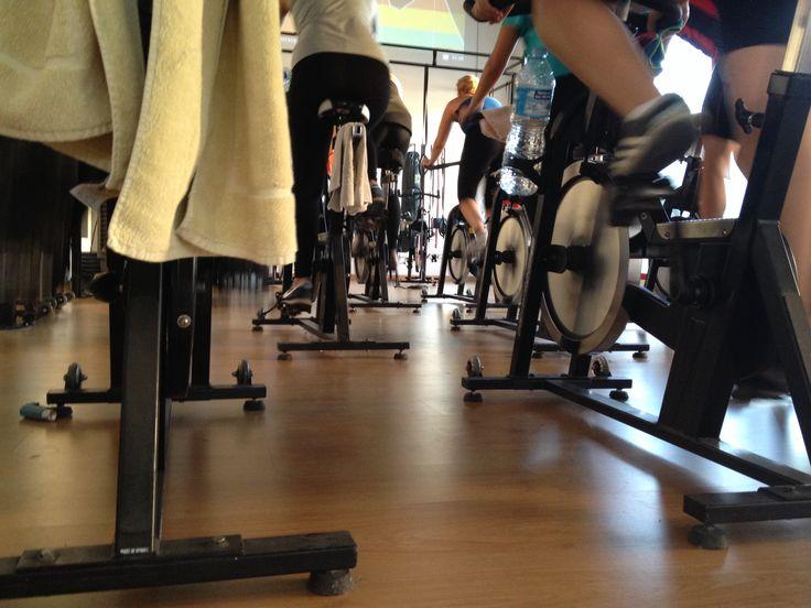 Ciclo Indoor.