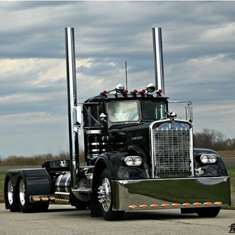 70 best truckin images on Pinterest | Autos, Big rig trucks and Big ...