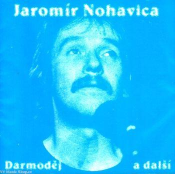 Řadové album zpěváka Jaromír Nohavica - Darmoděj a další... na CD 1995