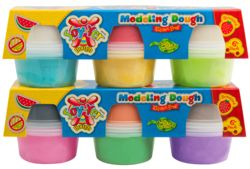 Soy-yer Dough - Gluten Free, non-toxic, scented, modeling dough, MADE IN USA