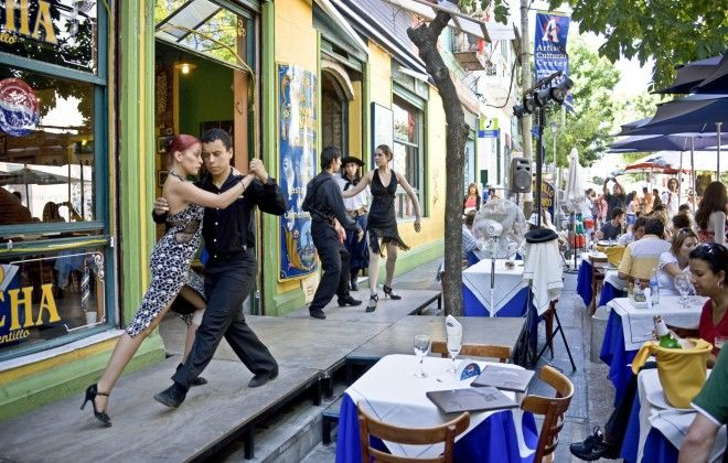 """Be swept off your feet in a Buenos Aires tango, Argentina.  """"The world's sexiest ballroom dance"""""""