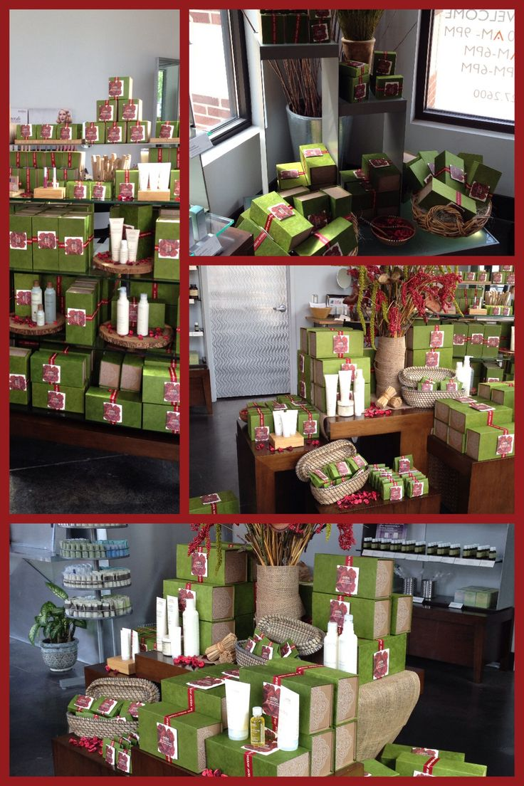 Aveda Holiday packages 2013  Hand made green paper boxes from Nepal Helping support 1,000.00 families and preserve 34,000 acres in the Himalayas.