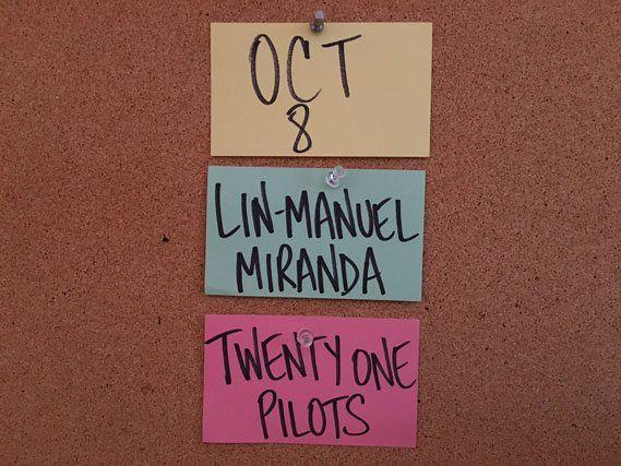 Lin-Manuel Miranda will host SNL!