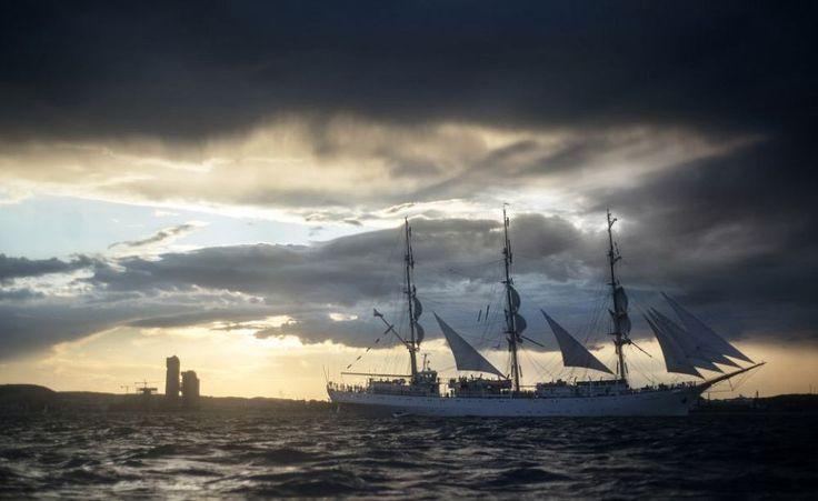 Zdjęcie numer 16 w galerii - Morskie oblicze Gdyni. Ależ niesamowite zdjęcia!