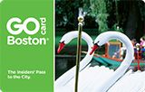 Save up to 55% off top attractions with a Go Boston Card®. Admission to 50+ Boston attractions for one low price.