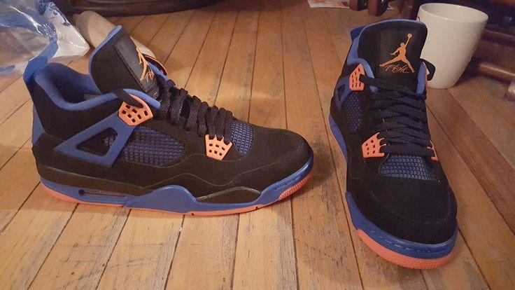 Come list sneakers for FREE! Jordan 4 cavs size 11 #sneakerfiend #flykicks #snkrhds #instakicks #sneakerheads #shoegame #airjordan - http://sneakswap.com/buy-retro-sneakers/jordan-4-cavs-size-11-2/