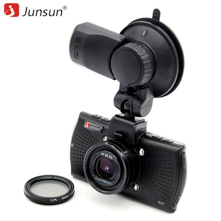 Junsun TOP Ambarella A12 Car DVR Camera FHD 2560*1440P GPS Logger Video Recorder dashcam registrar DVRs CPL Polarizing Filter //Price: $119.36 & FREE Shipping //     #navigation