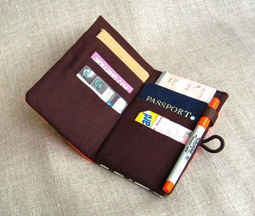 tutorial: mini pocketbook