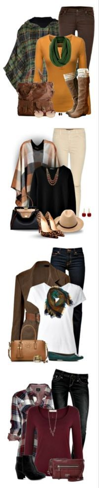 Casual fall outfits perfect for Thanksgiving dinner. Click through for details and more outfits.