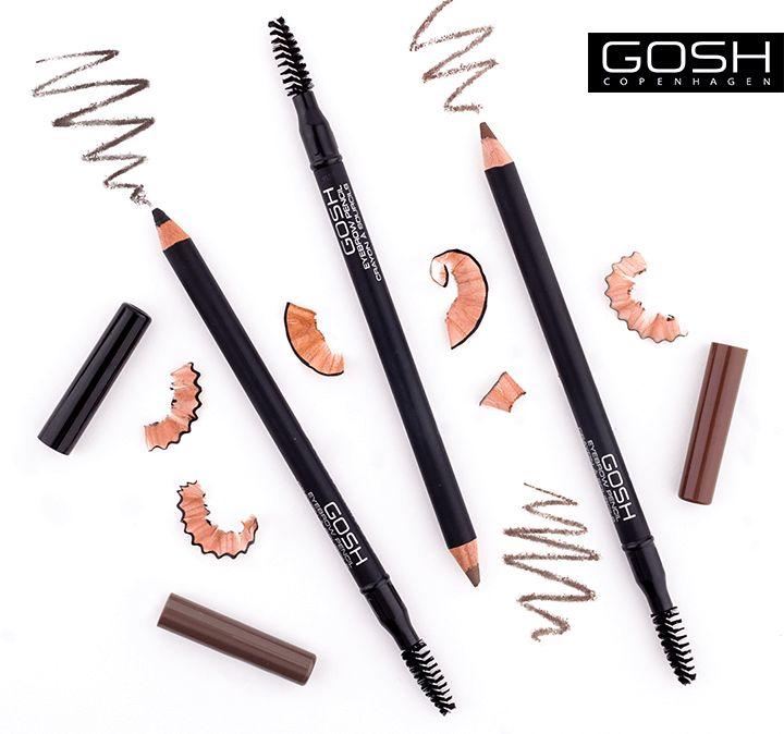 Ołówki do brwi Gosh Copenhagen
