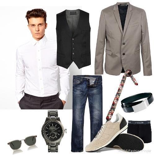 Rugged men's fashion 2014   Men's Outfits January 2014 (Men)
