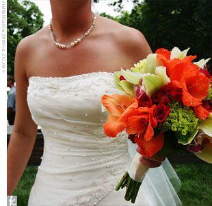 gladiolus bouquets google search my wedding pinterest. Black Bedroom Furniture Sets. Home Design Ideas