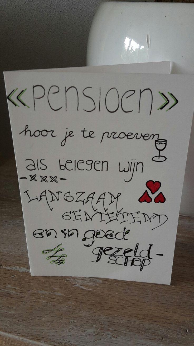 Citaten Pensioen : Beste ideeën over pensioen op pinterest persoonlijke