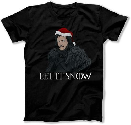 MENS - Let It Snow - TEP-639