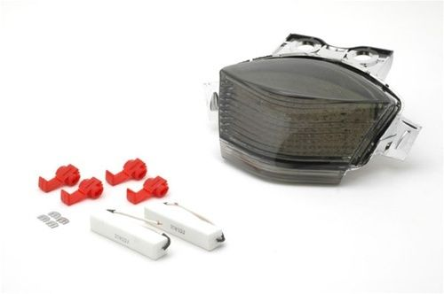 Mad Hornets - Tail Light with integrated Turn Signals for Kawasaki Ninja 650R (2006-2007-2008), Smoke or Clear, $35.99 (http://www.madhornets.com/taillight-with-integrated-turn-signals-for-kawasaki-ninja-650r-2006-2007-2008-smoke-or-clear/)