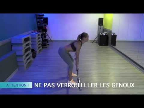 Muscler ses fessiers - HOLIFIT