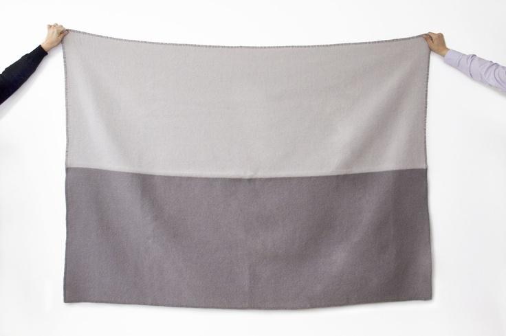 Blankets by Jessica Signell Knutsson for Klippan Yllefabrik