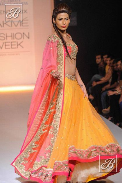 Anushree Reddy lehenga collection