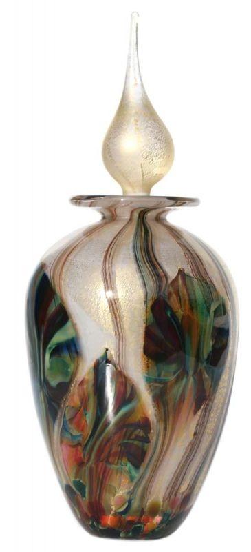 Tigers Eye Glass Perfume Jonathan Harris