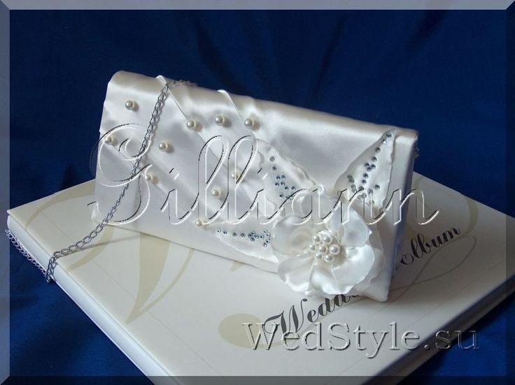 Свадебная сумочка клатч Gilliann Вэллари BAG245 #weddingbag #weddingclutch