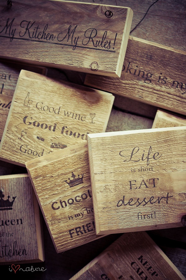 culinary quotes - kitchen decoration