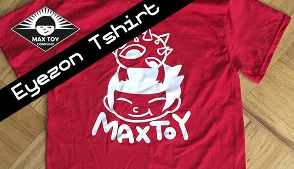 Eyezon T shirt by Max Toy Company