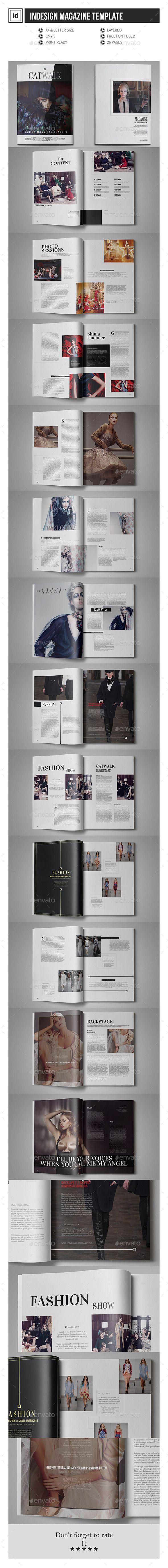 Multipurpose Magazine Template #design Download: http://graphicriver.net/item/multipurpose-magazine-template/11904443?ref=ksioks