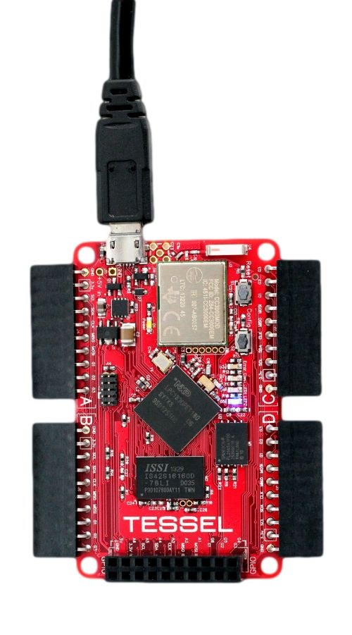 microcontroleur tessel
