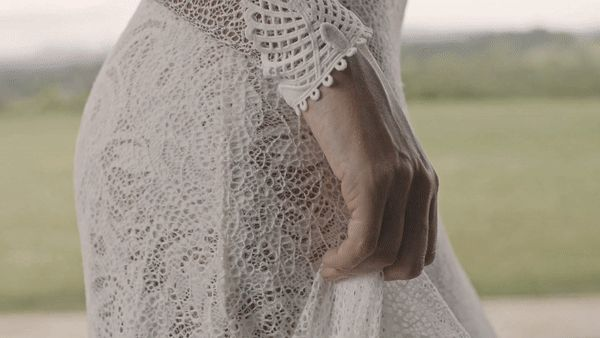 THAT sleeve! Grace Loves Lace | The MAI