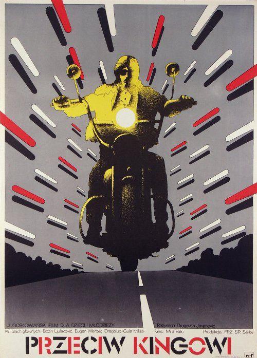 Against King, Polish Movie Poster
