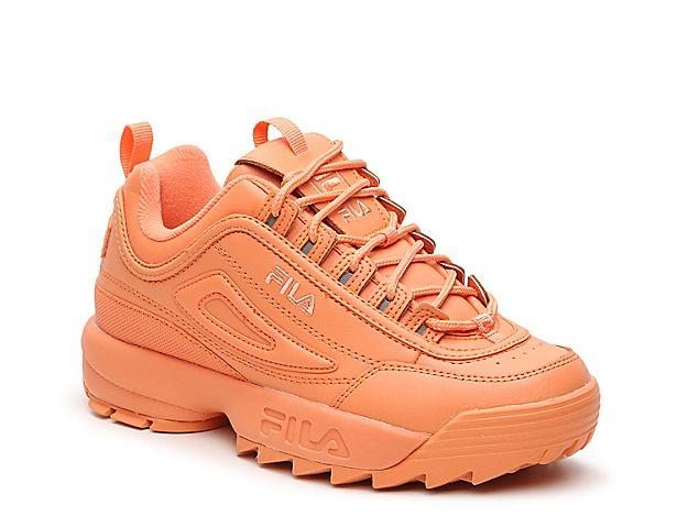 Fila Disruptor II Sneaker - Women's in