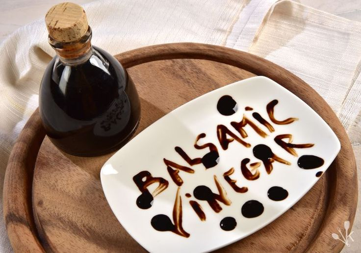 The best balsamic vinegar that you can find at the grocery store!