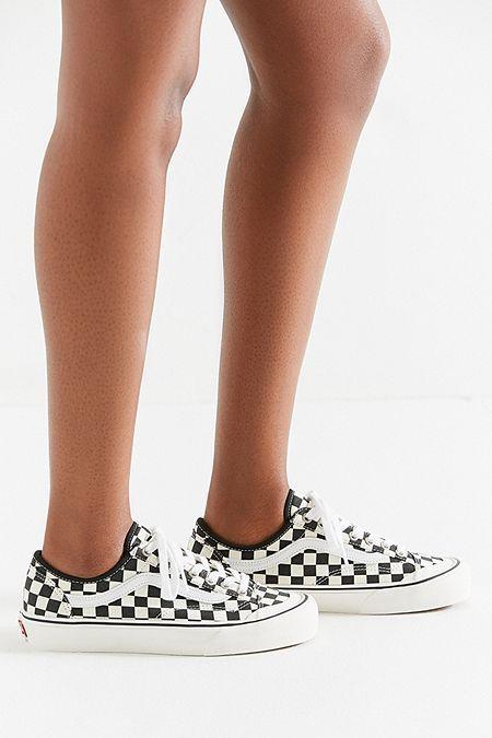 dc16e22503 Vans Style 36 Decon SF Checkerboard Sneaker