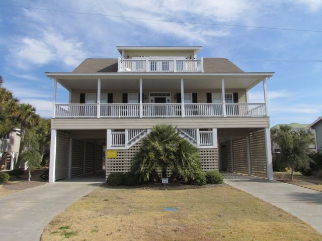 Edisto Island Rental Homes