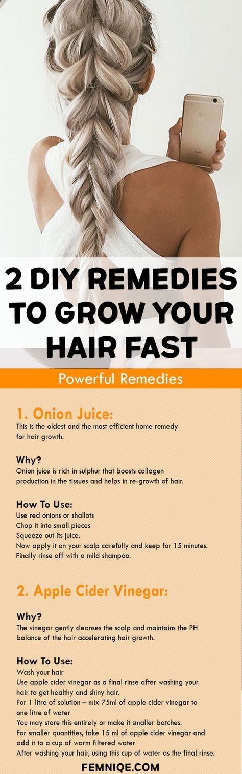 how to make hair grow longer faster in a week