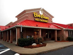 The first Bob Evans Restaurant opened in 1962 in Rio Grande, Ohio. Today, there are nearly 600 Bob Evans Restaurants providing homestyle food and friendly service to our customers primarily in the East North Central, mid-Atlantic and Southern United States. Bob Evans Restaurants are known for its signature favorites like Rise & Shine breakfast, sausage gravy 'n biscuits, turkey and dressing and our Knife & Fork Sandwiches.Homestyle Food, Friends Service, Restaurants Open, Bobs Evans, East North, North Central, Evans Restaurants, Provider Homestyle, Rio Grand