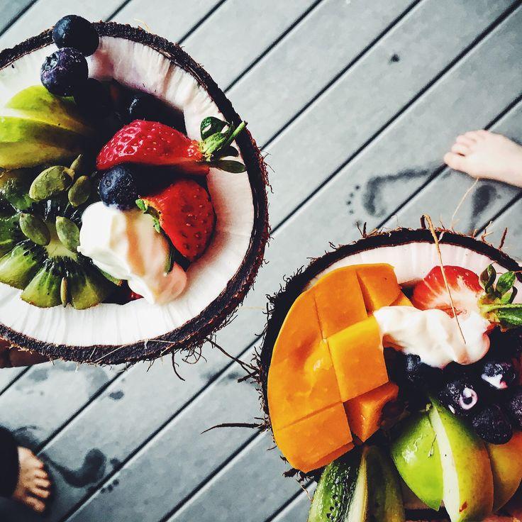 Coconut Breakfast Bowl :)
