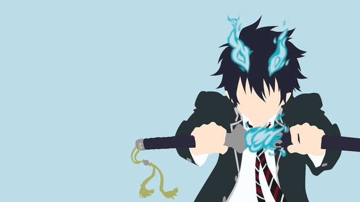 epic blue exorcist wallpaper - photo #35