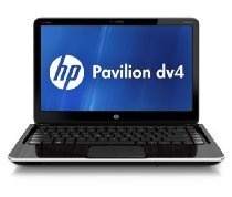 HP Pavilion dv4-5110us 14-Inch Laptop (Black) #Laptop