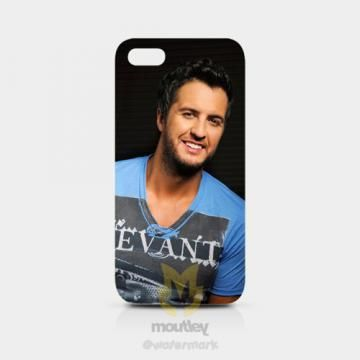 Luke Bryan Celebrities IPhone 5/5S Hardcase by moutley for $14.00