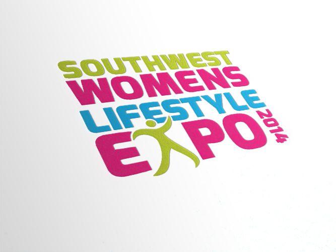 Southwest Women's Expo Logo Design