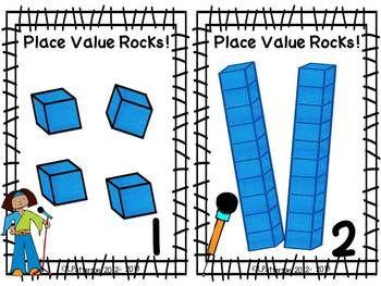 { Freebie} Place Value Rock