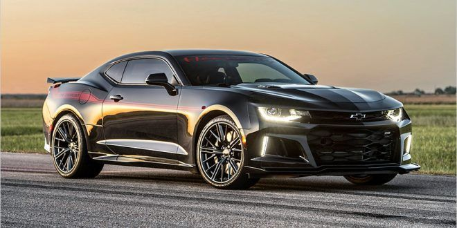 Hennessey Performance Chevrolet Camaro ZL1 makes over 1,000hp