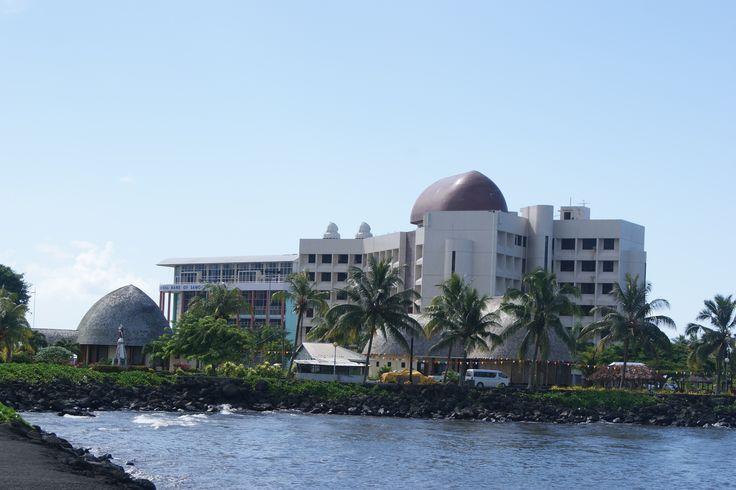 #Travel: Parliament, #Apia, #Upulu, #Samoa. Photo: D Rudman