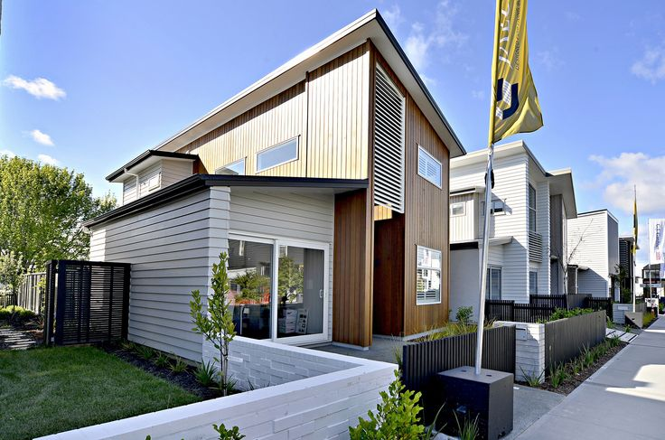 Multi levels and angles give the exterior of your house a bit of character (ID 1277)
