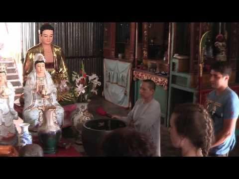 Экскурсия к лежачему Будде, Фантьет, Вьетнам