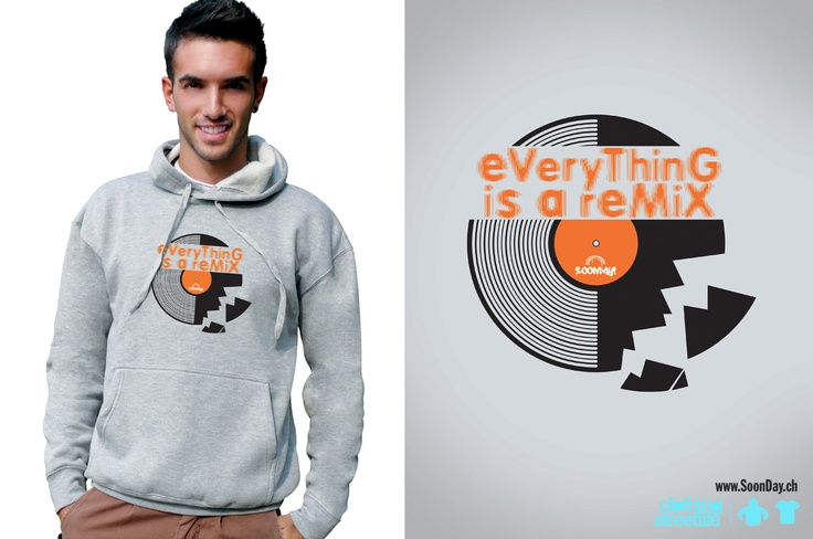 Everything is a remix  ::  www.SoonDay.ch