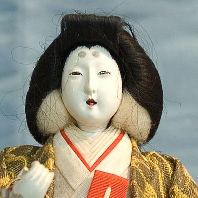 Antique Japanese Girls Day Doll Hina Matsuri Ningyo Japan Nippon Nihon TokaidoSoftypapa