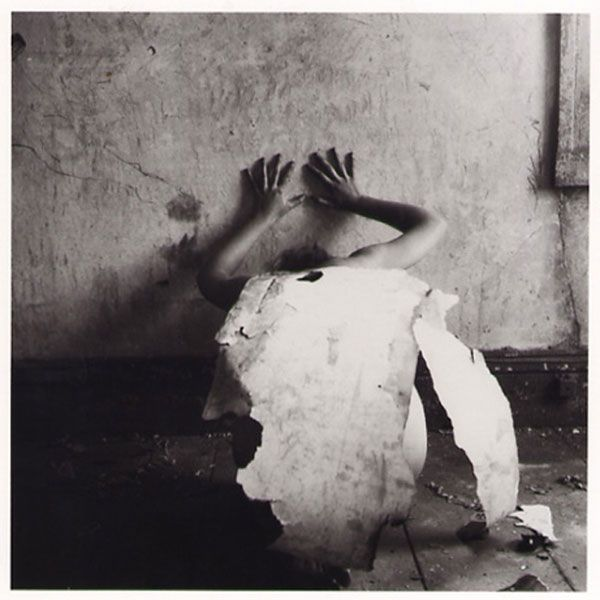Francesca Woodman, now showing at the Guggenheim in NYC