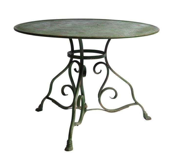 20 best images about moodboard ok design on pinterest shops teak and circles - Table jardin metal ronde brest ...